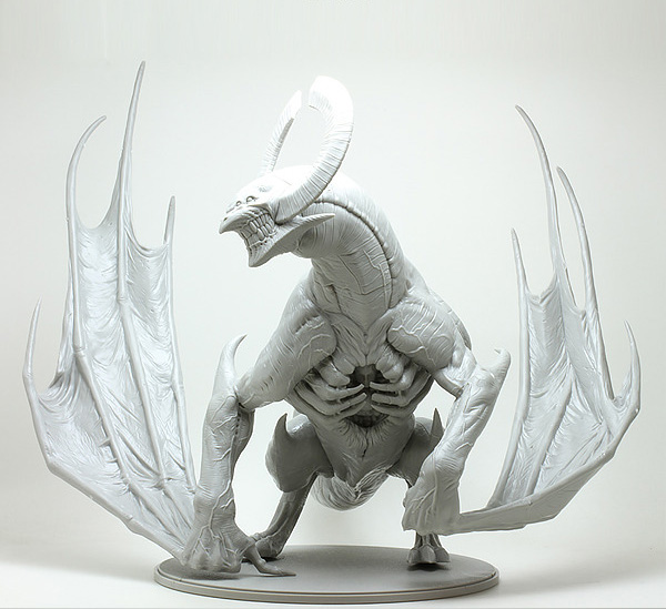 Dragon King Resin Model kit Free Shipping
