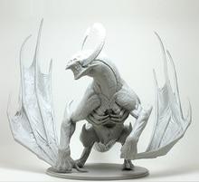 Dragon King Resin Model kit Free Shipping