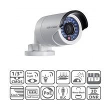 В наличии ХИК многоязычная ds-2cd2035-i H.265 3-МЕГАПИКСЕЛЬНОЙ PoE ip-камера мини пуля открытый сетевой безопасности CCTV камеры 2cd2035