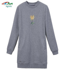 JQNZHNL 2017 Autumn Girls Casual Pullovers Tops Winter Sweatershirts Women Athletes Loose Warm Sweatershirt Casual Hoodies AS398
