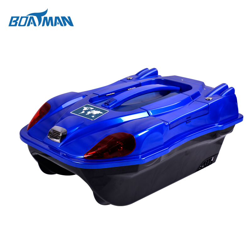 Boatman Big size remote controlled fishing bait boat with 2.5Kg bait hopper rc boat fishing tool free shipping boatman bait boat rc carp fishing bait boat with carring case for fishing tools