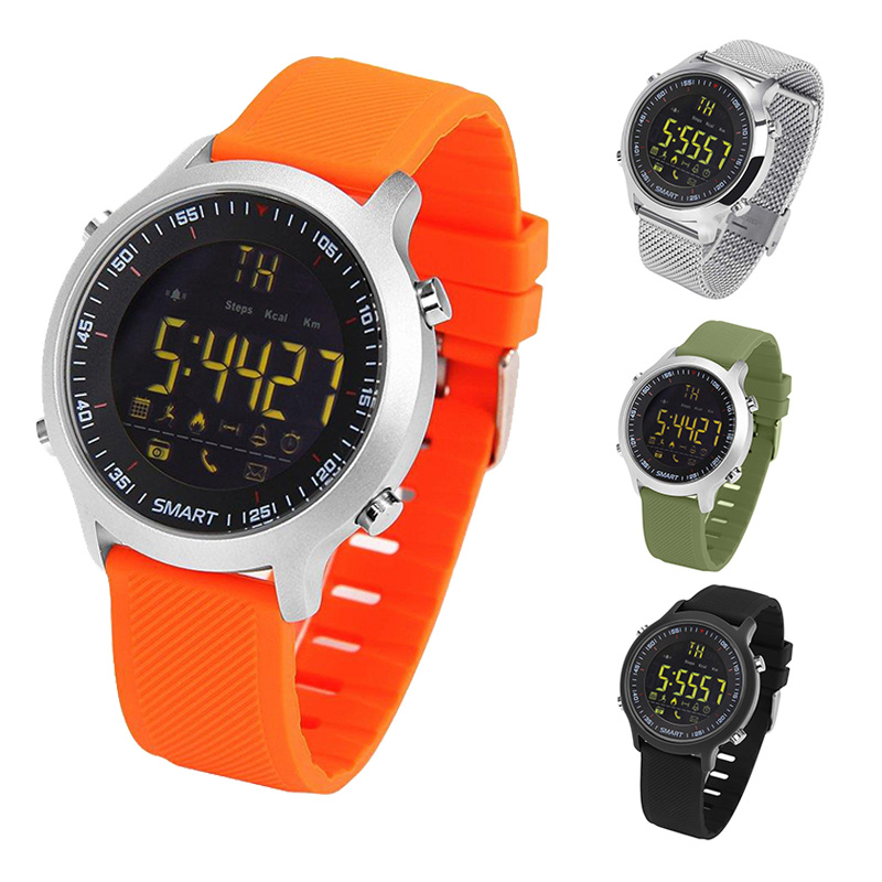 EX18 Sport Smart Watch Bluetooth Wearable Device Smartwatch Android IOS Long Time Standby Waterproof Pedometer Call