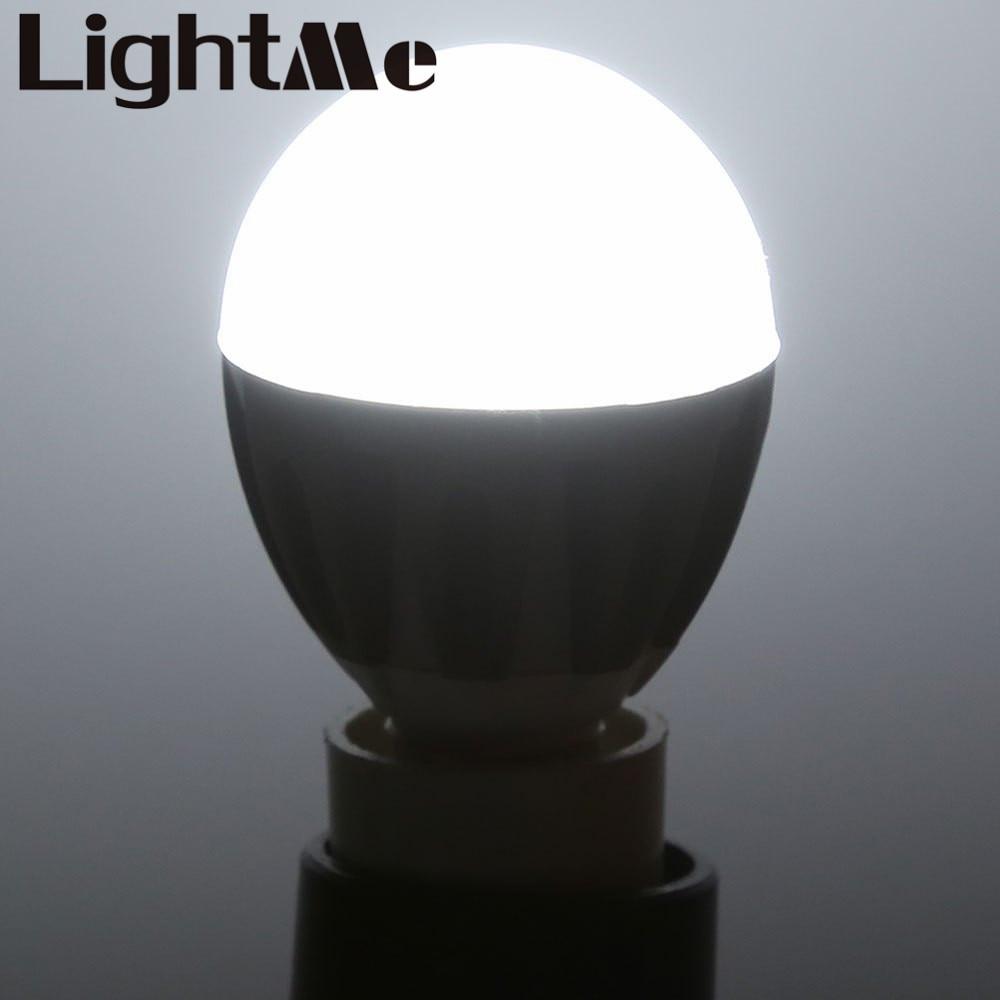 2016 High Power 220v 240v LED Lamp corn bulb Spotlight G45 3W Bulb SMD 2835 Lighting lampada led E14 lamparas Warm Cold white