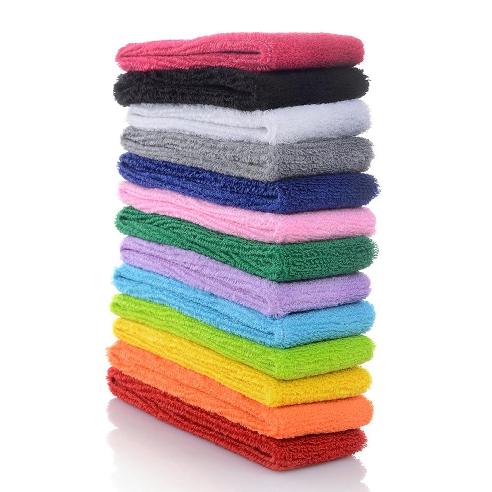 14 Farben erhältlich Fangcan Frauen Unisex Stretch Stirnband für - Sportbekleidung und Accessoires - Foto 2