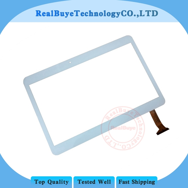 "A+ For 10.1"" BDF 101 Tablet with DH 1071A1 PG FPC232  FX-205-V1 Touch panel Digitizer Glass Sensor replacement"