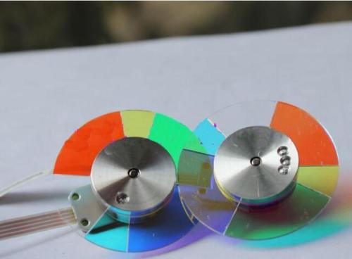 100% New Projector Color Wheel For OPTOMA DV11 PH530
