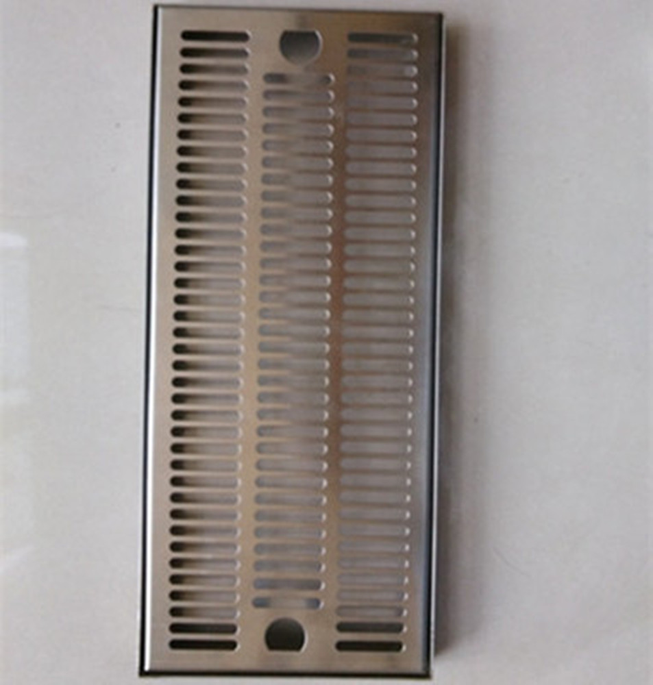 stainless steel beer beverage drip tray/ beer font/ bar counter product