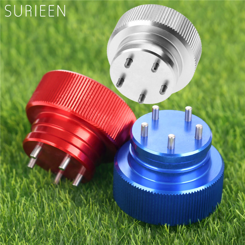 Aluminum Round Golf Putter Weight Wrench Tool For Taylormade Titleist Scotty Cameron For Scotty Cameron Putters RED BLUE SILVER