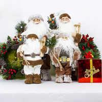 Decoração de natal decorações de natal decoração de natal decoração de natal bonito papai noel boneco de neve rena decorações de natal
