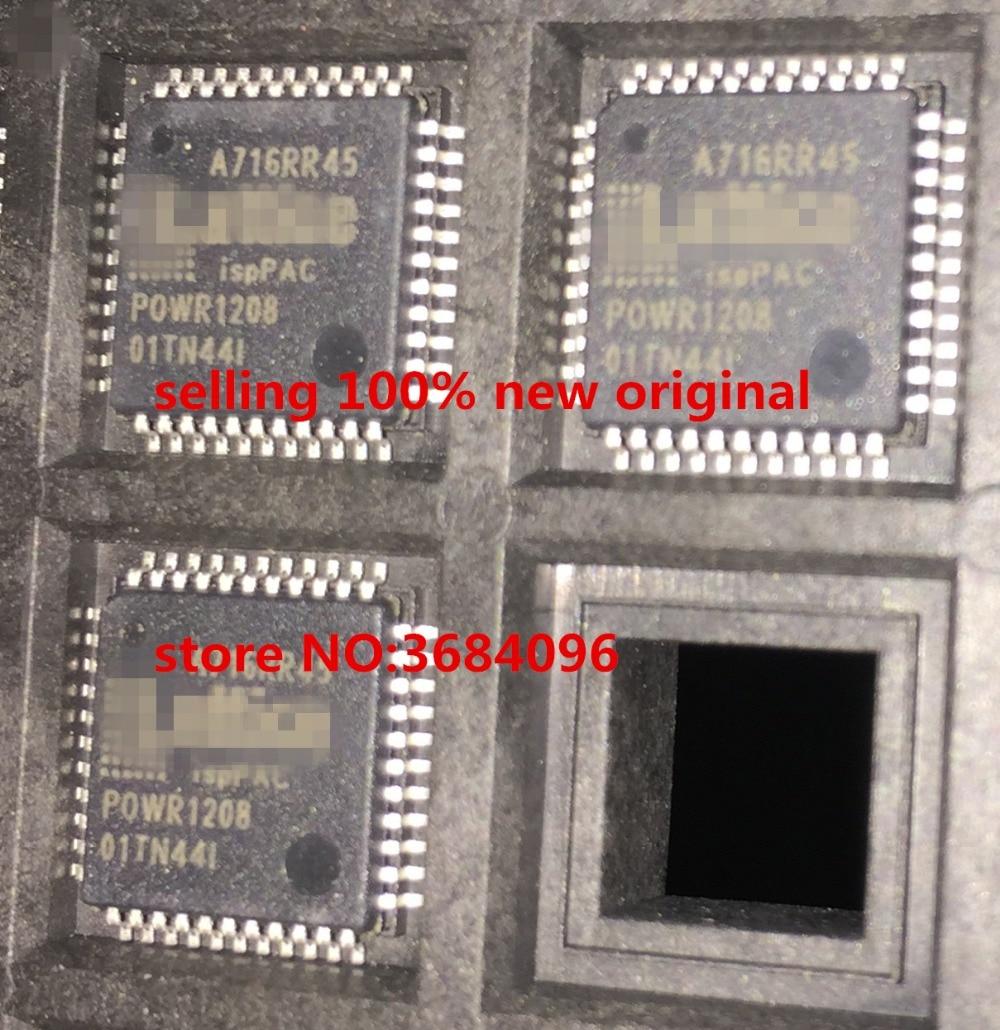 POWR1208 01TN44I QFP44 NEW 1PCS LOT