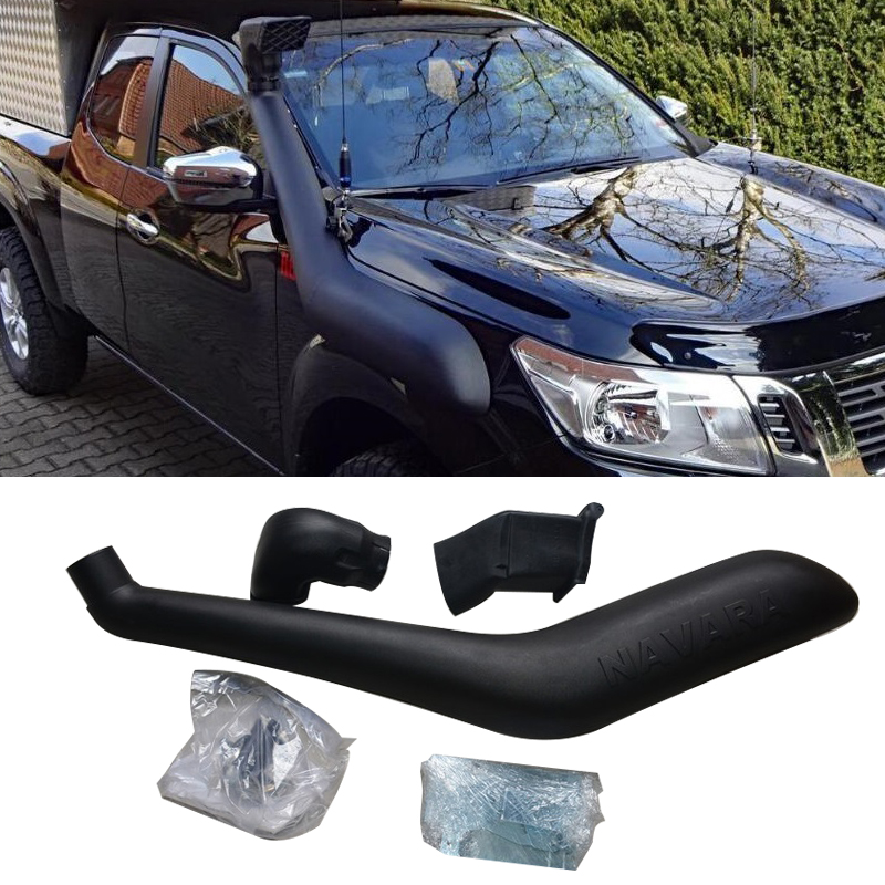 Air Intake Off Road Snorkel For Fix Frontier Navara Np300 D23 4x4 2015 2016