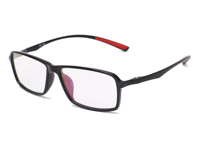 b831293f7a Agstum TR90 Mens Womens Full Rim Clear Lens Eyeglass Frame Optics Eyewear  Spectacles Fashion Glasses