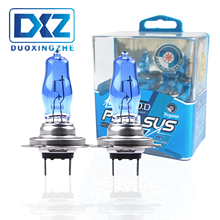 цена на H7 12V 100W 6000K/2800K Car HOD White/Gold/Yellow Halogen Car Light Source Bulbs Auto Headlights Lamp Automobile Fog Light Bulbs