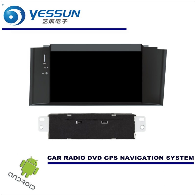 yessun car android navigation system for citroen c4 c4l 2010 2017 radio stereo cd dvd player gps. Black Bedroom Furniture Sets. Home Design Ideas