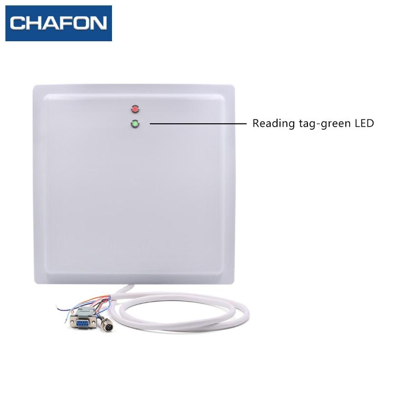 Lexuesi CHAFON 15M UHF RFID është i integruar në antenën 12dBi - Siguria dhe mbrojtja - Foto 4