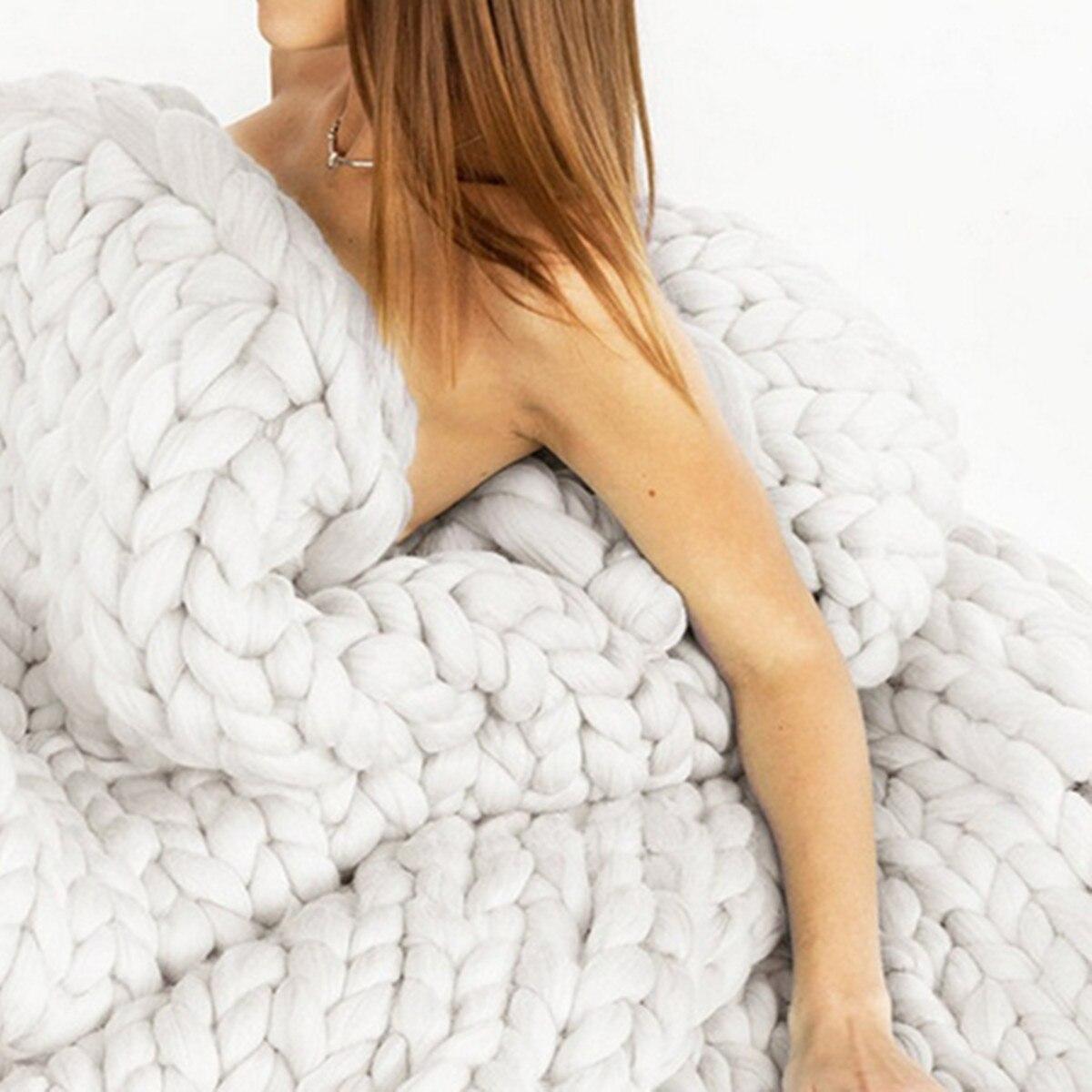 250g de lana Merino hilo grueso gran lana extrema hilo de tejer ...