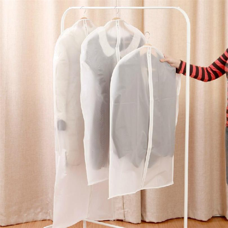 New Creative Reuse Garment Suit Dress Jacket Clothes Coat Dustproof Cover Protector Travel Bag  Wear-resistant hot Bags C0226   01