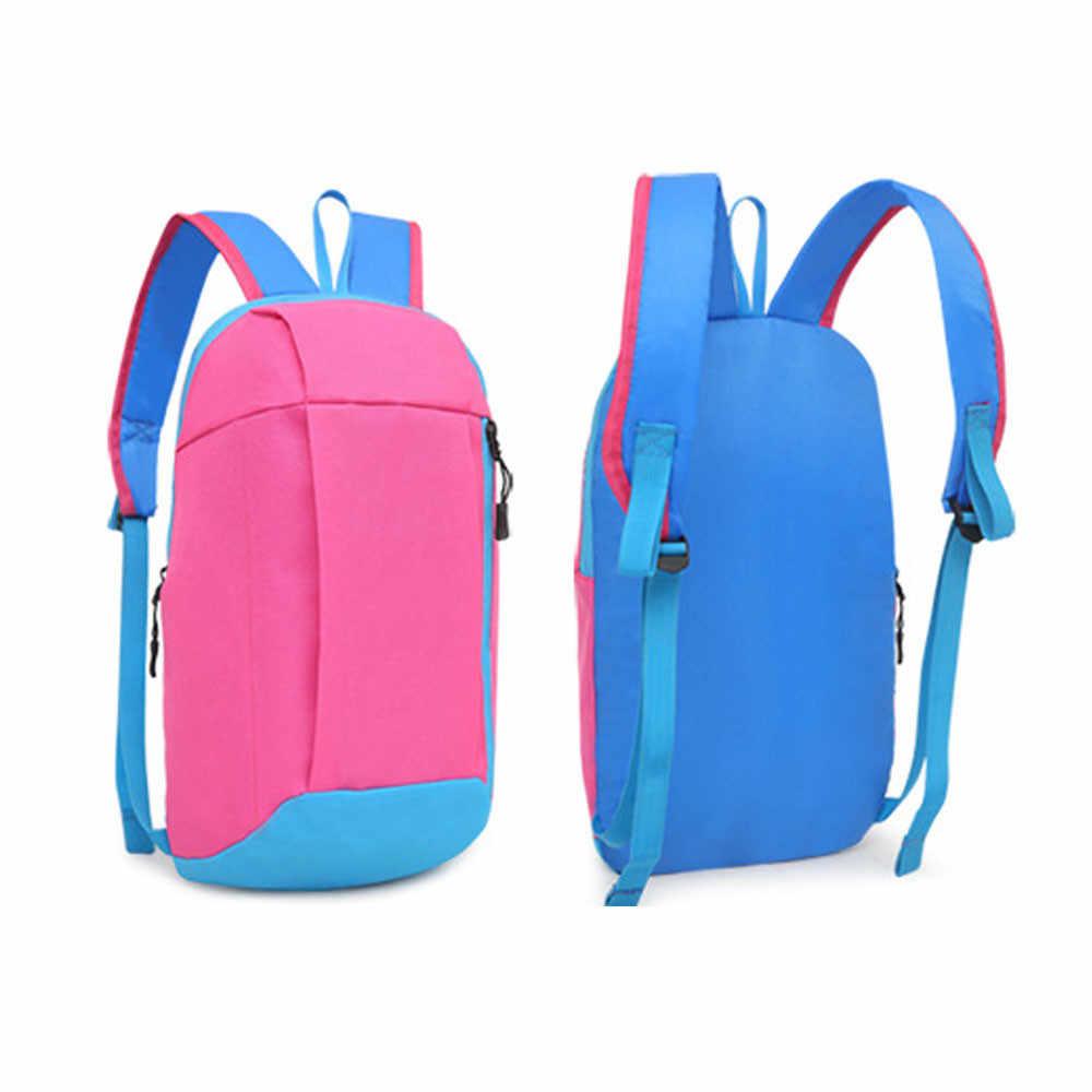 Легкий холщовый складной рюкзак Водонепроницаемый рюкзак складная сумка портативный пакет для женщин и мужчин Дорожная Сумочка наивысшего качества #06