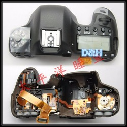 New original Top cover assy with Shoulder screen and buttons for Canon EOS EOS 6D ; DS126402 SLR