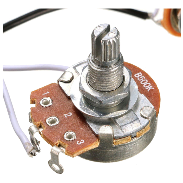 Electric Guitar Parts Wiring Harness 2V1T 500K Pots Tone 3 Way Toggle Switch New_640x640 electric guitar parts wiring harness 2v1t 500k pots tone 3 way