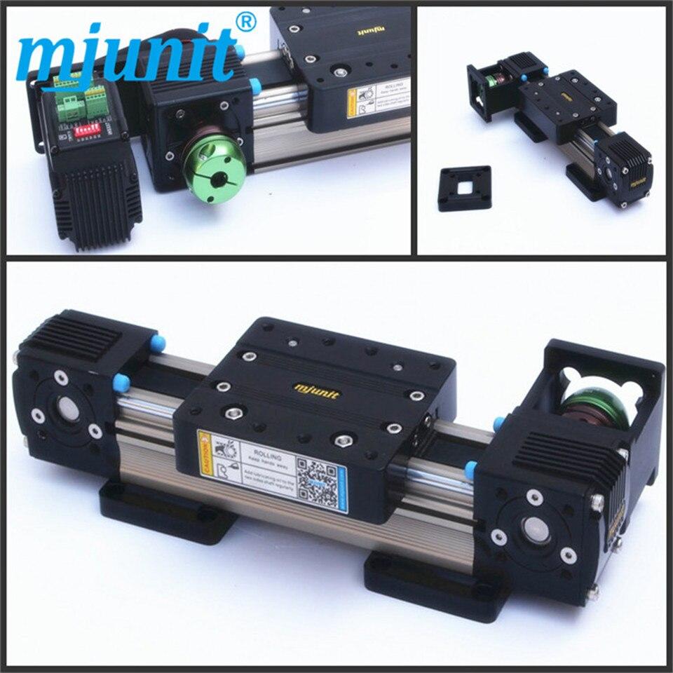 Ceinture équipement automatique Linéaire module de CNC table coulissante