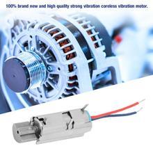 цена на 5Pcs 11500rpm Strong Vibration Micro Motor Clip type Coreless Vibrating Motor for Handheld Detection Equipment