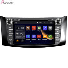 TOPNAVI 8 Quad Core Android 6 0 Car DVD Play for NISSAN SYLPHY 2012 Suits for