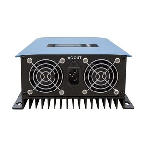 Image 4 - 1000W şebeke bağlantılı güneş invertörü ile sınırlayıcı güneş panelleri pil deşarj ev şebekeye bağlı 1KW