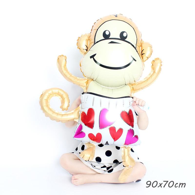 大号花裙猴 L dress monkey