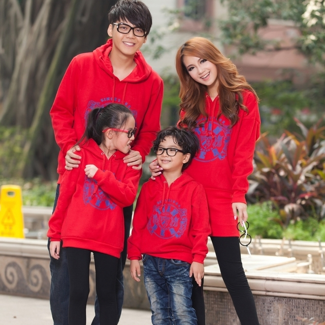 Family fashion 2013 spring and autumn family set family pack mother and son sweatshirt outerwear