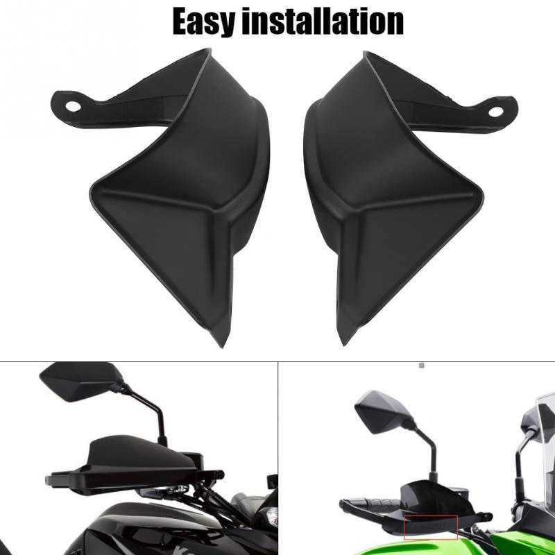 Motorcycle Hand Guard Shells Hand bar Cover for Kawasaki Versys 650 KLE650 2010 2011 2012 2013
