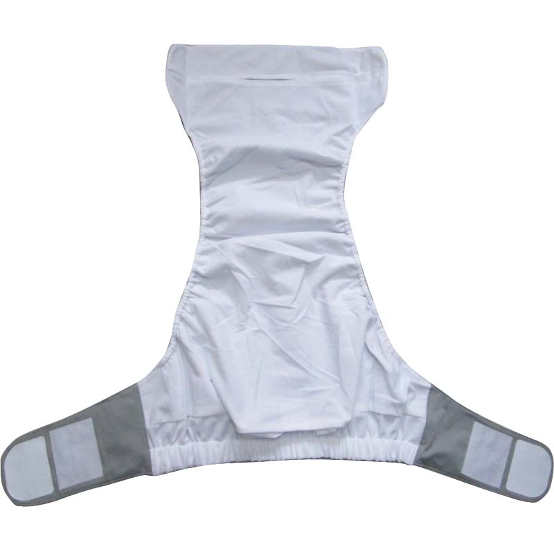 Super large Reusable adult diaper for old people and disabled size adjustable TPU coat Waterproof Incontinence