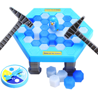 Great Family Fun Game Ice Breaking Game Save The Penguin The Penguin Fall Off The Will