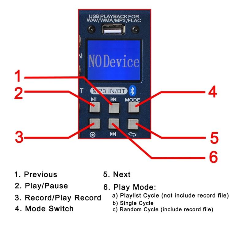 SMR8  21  Audio Mixer