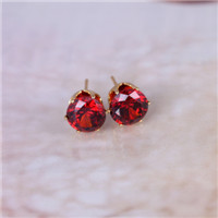 Austrian crystal earrings for women