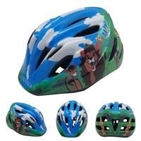 COLNELS High Density PC Children Bike Helmet Cartoon Skateboard Skating Kids Cycling Helmet Ciclismo Casco Kids