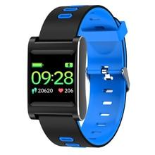 2018 LYKL K88 Plus Smart Wristband Blood Pressure Heart Rate Monitor Bracelet Color Display IP68 Waterproof Fitness Tracker Band