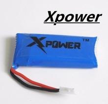 1 pcs Xpower 3.7 V 500 mAh LiPo Batterie Hubsan H107 H107c JXD385 YD928 JJRC Rc Wltoys H31 H37