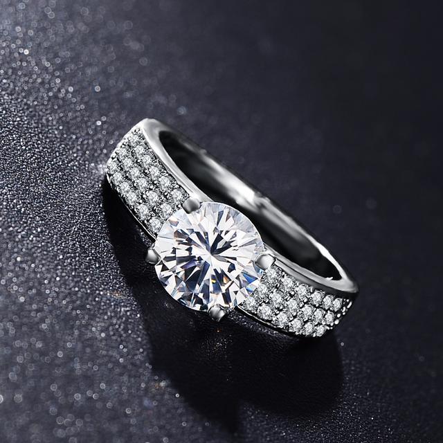 Golden/Platinum Ring