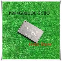 5pcs/lot K9F4G08U0E-SCB0 K9F4G08U0E-SCBO K9F4G08UOE-SCB0 TSOP48