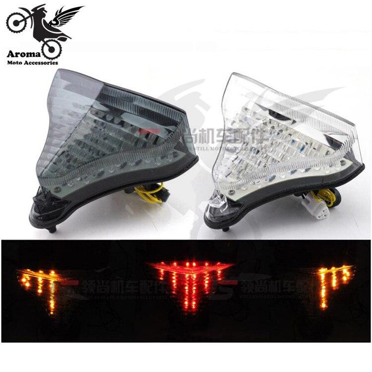 year 2009 10 11 12 13 14 blinker moto part scooter indicator flashers LED motorcycle rear tail light for YAMAHA R1 brake light