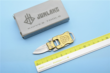 XS-EDC multi-functional mini-Transformers small key chain knife