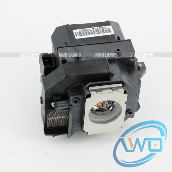 ФОТО ELPLP55 / V13H010L55 Compatible lamp with housing for EPSON PowerLite Presenter;EPSON EB-W8D;EPSON H335A