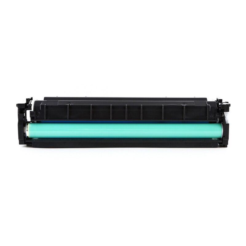 Compatible Black LaserJet Toner Cartridge CF500A for HP 202A 202 for HP Color LaserJet M254DW 254 M281FDN M281 M280 for hp ce390a 90a 390a 90 black laserjet toner cartridge for hp laserjet 4555 4555 4555dn 10000 pages