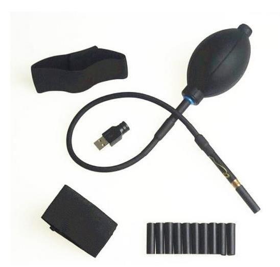 Электронное устройство распыления дыма 4th поколения (10 дымовые трубы)-Magic Trick, Магия огня Интимные аксессуары, крупным планом, Satge магический ...