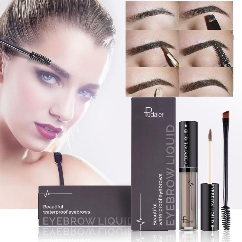 Henna Tattoo Kits For Eyebrows: Aliexpress.com : Buy New Makeup Waterproof Eye Brow Tattoo