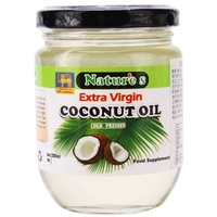 200ML cold pressed virgin coconut oil Skin care,hair care,makeup remover protect teeth essential oil Natural Health Products