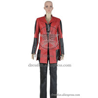 Captain America Civil War Cosplay Scarlet Witch Wanda Maximoff Costume Uniform Outfits Halloween Fashion Party Fast Shipping
