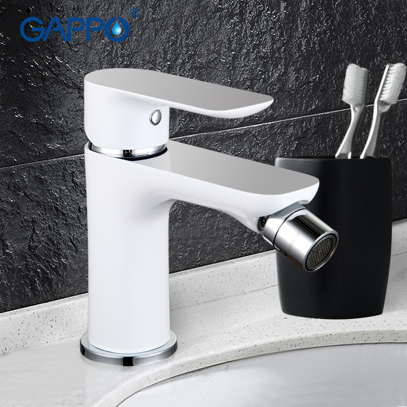 GAPPO bidet shower set bidet faucet bathroom faucet bidet shower spray brass toilet bidet mixer tap Basin sink Faucet GA5048 fie new shower faucet set bathroom faucet chrome finish mixer tap handheld shower basin faucet
