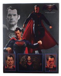 "Image 4 - Mezco באטמן לעומת סופרמן אחד: 12 קולקטיבי סופרמן גיבור 6.5 ""פעולה איור צעצועי בנים"
